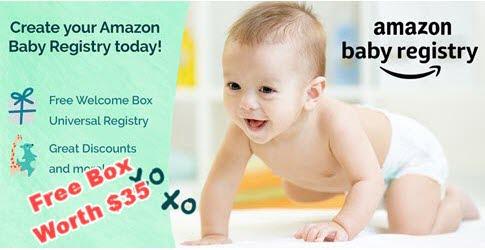 Amazon Baby Registry.
