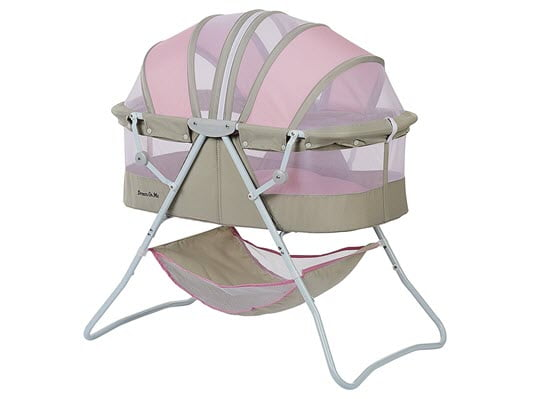 Bassinet With Cover for Cats