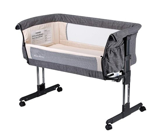 Mika Micky Bedside Sleeper bassinet