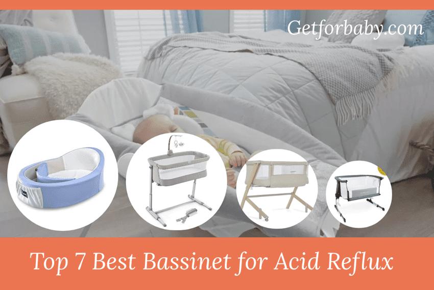 Best Bassinet for Acid Reflux