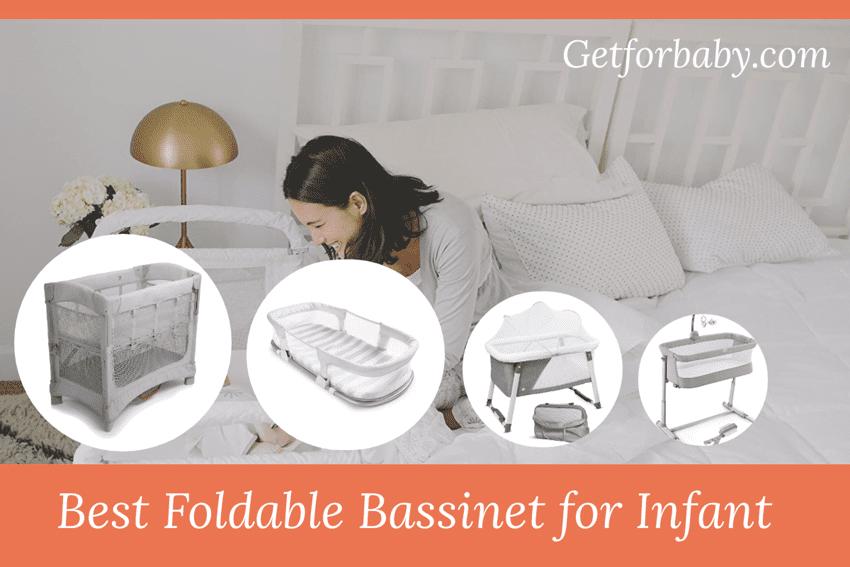 Best Foldable Bassinet for baby