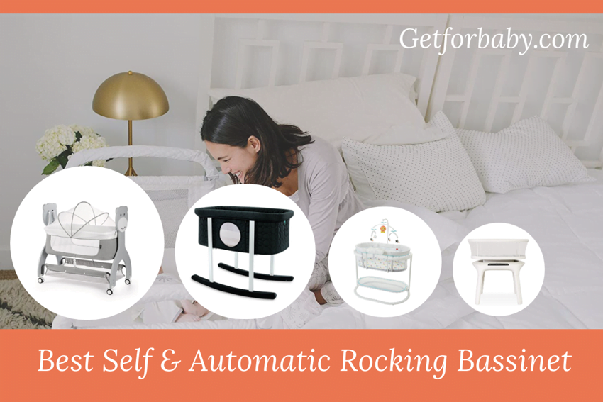 Best self and automatic rocking bassinet