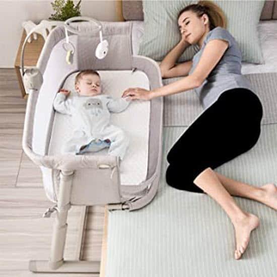 Kidsclub bedside sleeper
