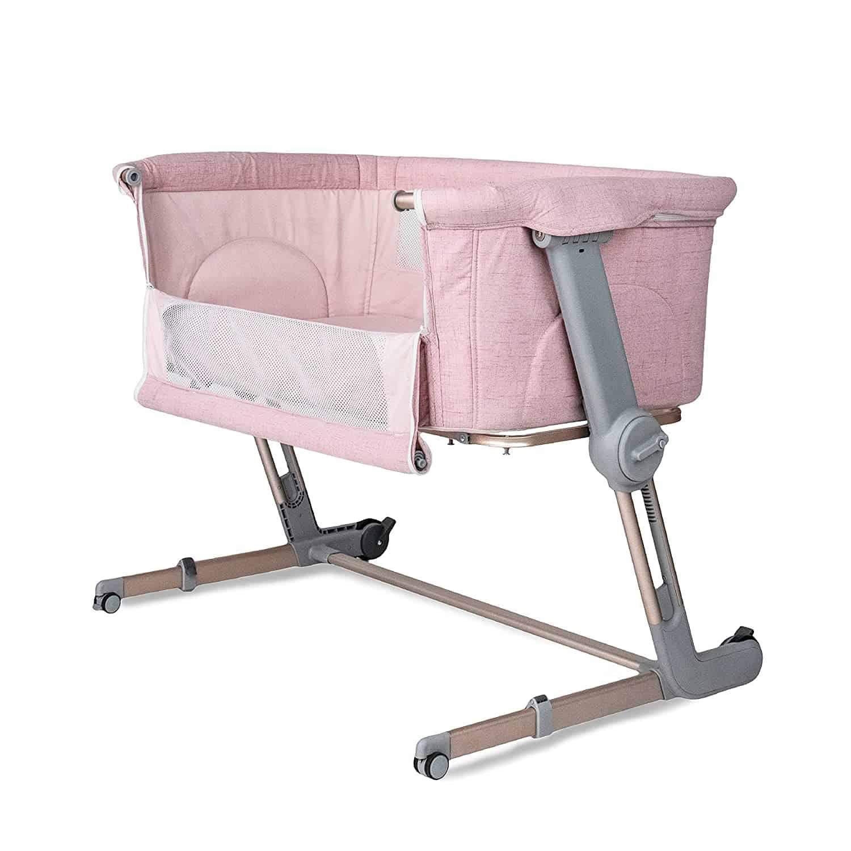 Unilove Hug Me Plus 3in1 Slanted Bassinet for baby