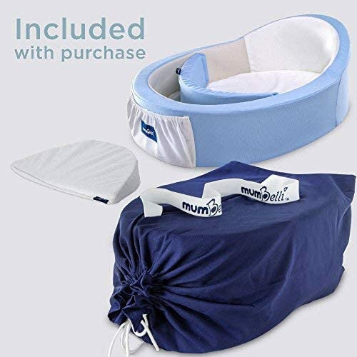 travel bag for Mumbelli Womb-Like and Adjustable Infant Bed