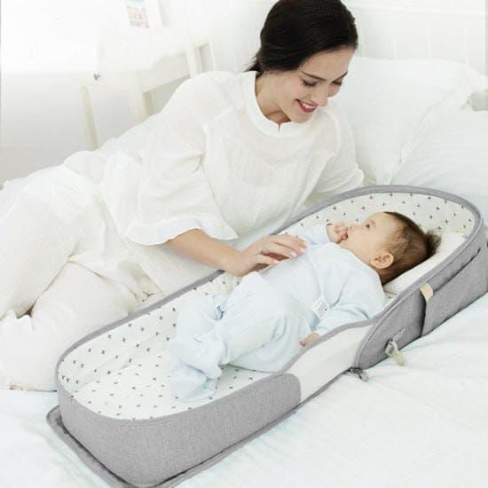 SUNVENO Infant Travel bassinet